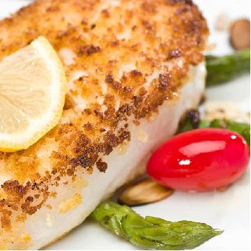 Thumbnail for Potato Crusted Cod