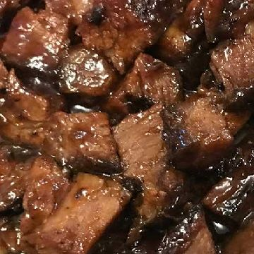 Thumbnail for Po' Boy Burnt Ends
